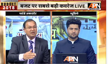 This is the best budget that has been released – Gopal Kedia, Tax Expert
