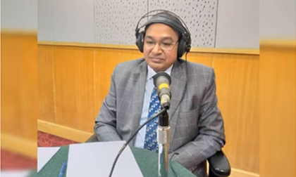 CA Gopal Kumar Kedia discussion, All India Radio Akashvani 'Phone-In' 'Filing of Income Tax Return'.